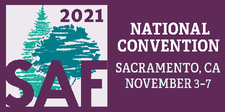 2021 SAF Convention logo
